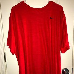 Men's Nike 3XL Dri-fit athletic Tshirt